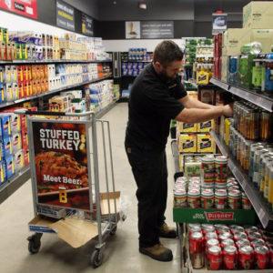 beer merchandiser